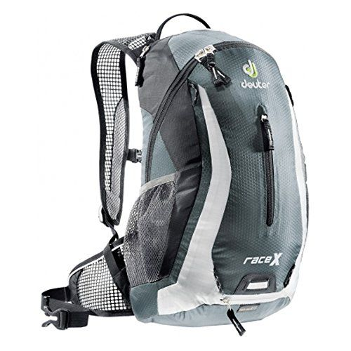 Deuter 32123 41110 Granitewhite Race X Backpack Perfect For Hiking Biking Hunting Offroad And Motorcycling Details Can Be Found By Backpacks Hiking Backpack Bags