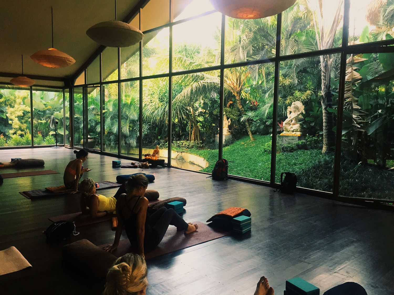 Bali Yoga Studio & Class Schedules, Ubud - Bali