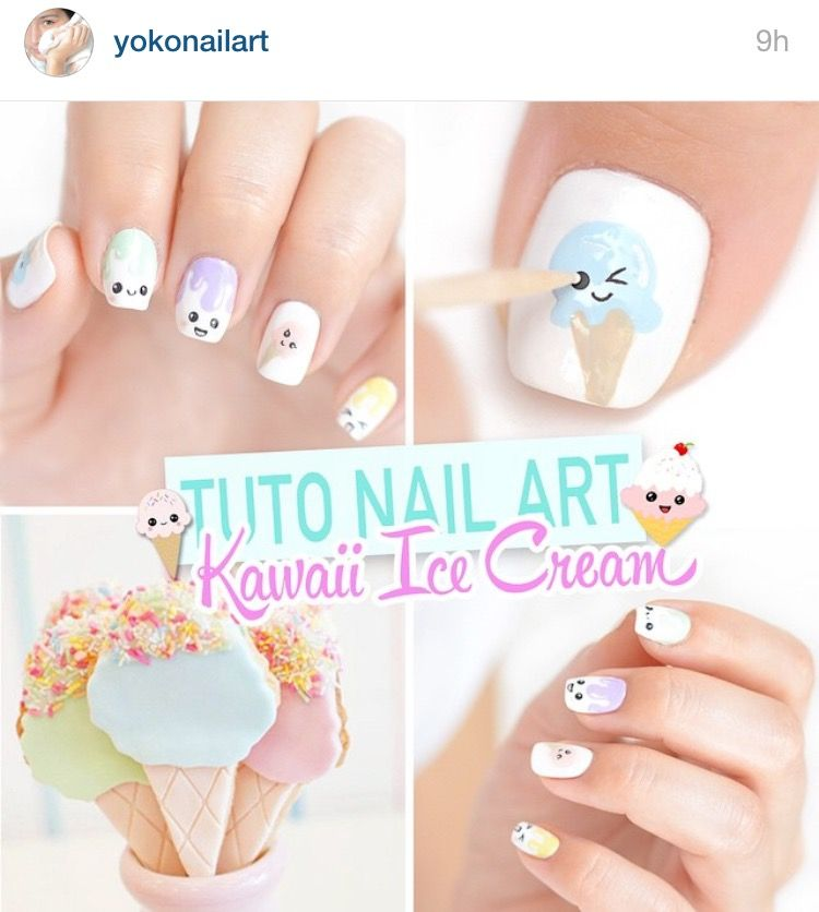 How #cute is #this♥ #mani | Fashionista Fingers | Pinterest ...