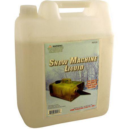 Snow Machine Refill Gallon