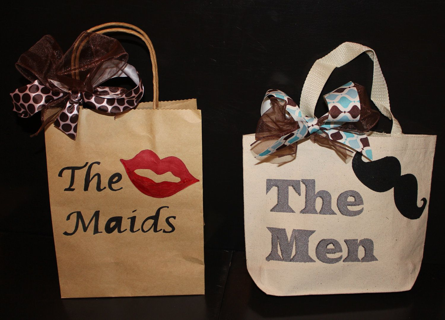 Groomsmen Wedding Gift: Bridesmaid And Groomsmen Gift Bags