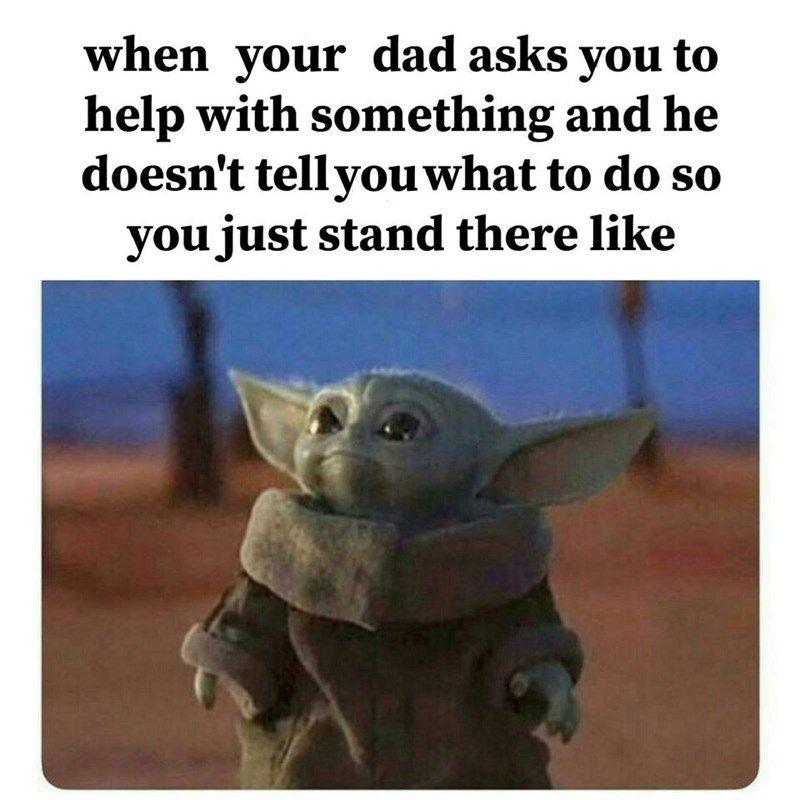 Cute Baby Yoda Memes Because The Internet Can T Even Yoda Funny Yoda Meme Funny Babies