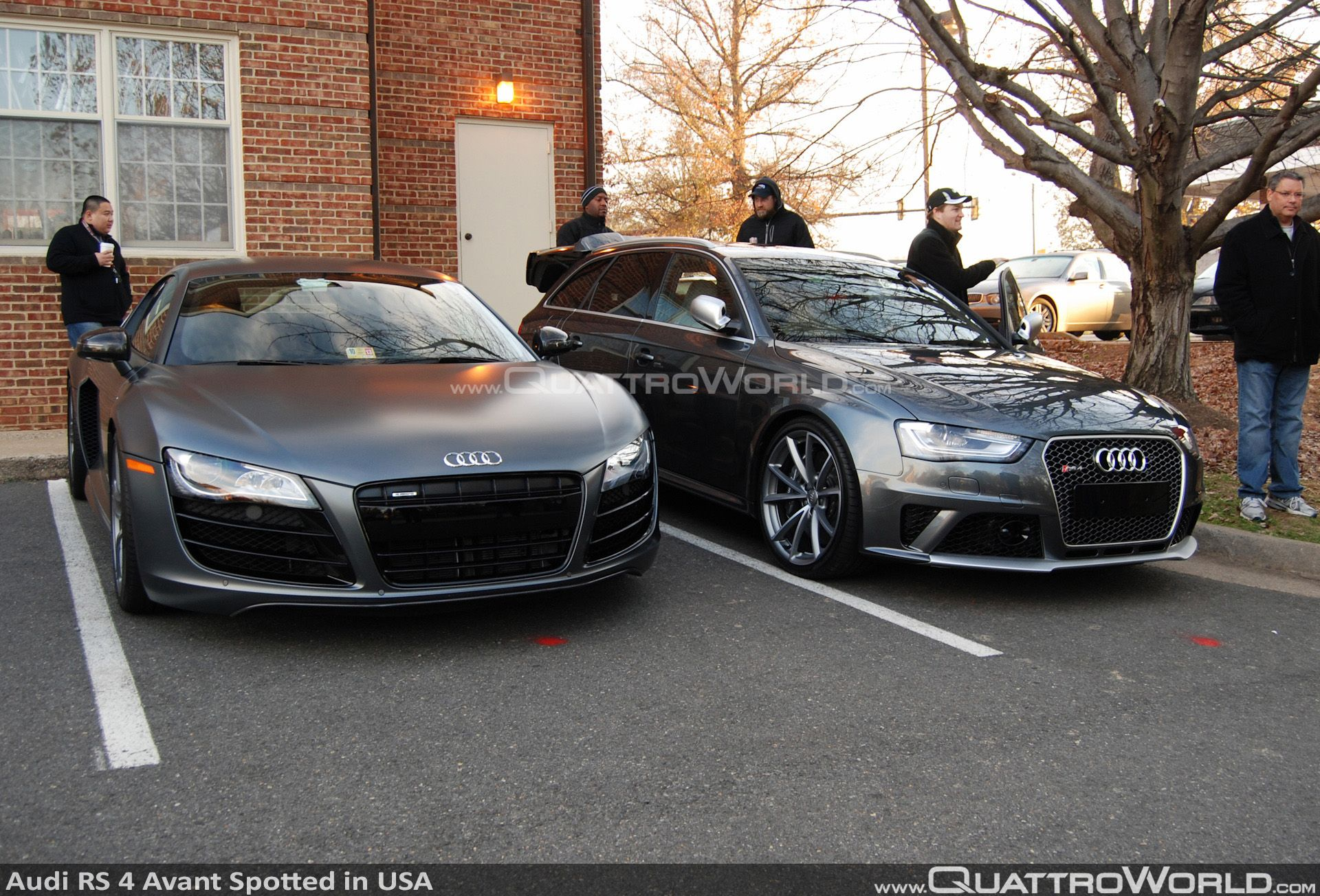 Breaking audi rs 4 avant spotted in the usa audi breaking audi rs 4 avant spotted in the usa sciox Choice Image