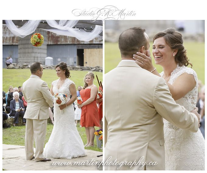 Bridal Shoes Ottawa: Ottawa Barn Weddings