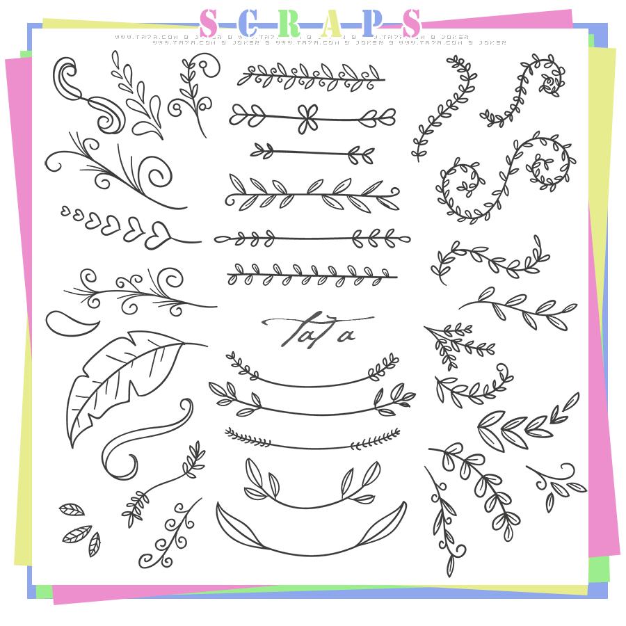 سكرابز سكرابز للتصميم سكرابز زخارف زخارف جديدة Scraps 2015 منتديات التحليه Hand Lettering Lettering Journal