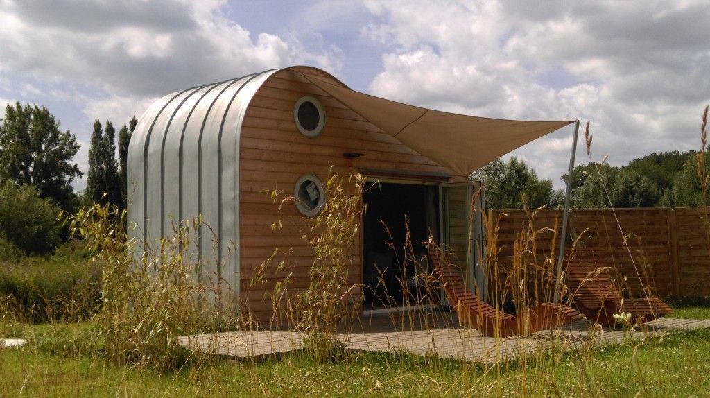 habitat nomade mobile ec 39 home hut cabin spirit pinterest insolite cabanes en bois et utopie. Black Bedroom Furniture Sets. Home Design Ideas