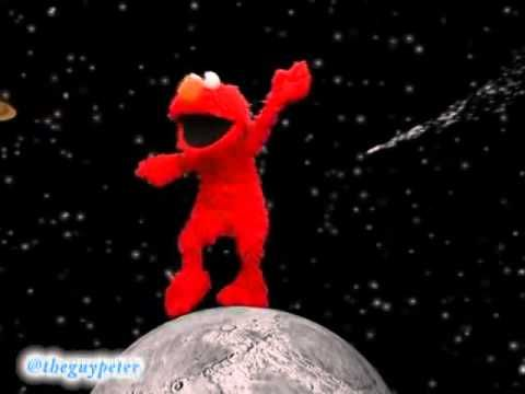 Elmo Dancing To Work By Rihanna Youtube Elmo Music