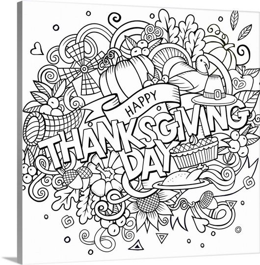 Happy Thanksgiving Day Free Thanksgiving Coloring Pages Thanksgiving Coloring Sheets Fall Coloring Pages
