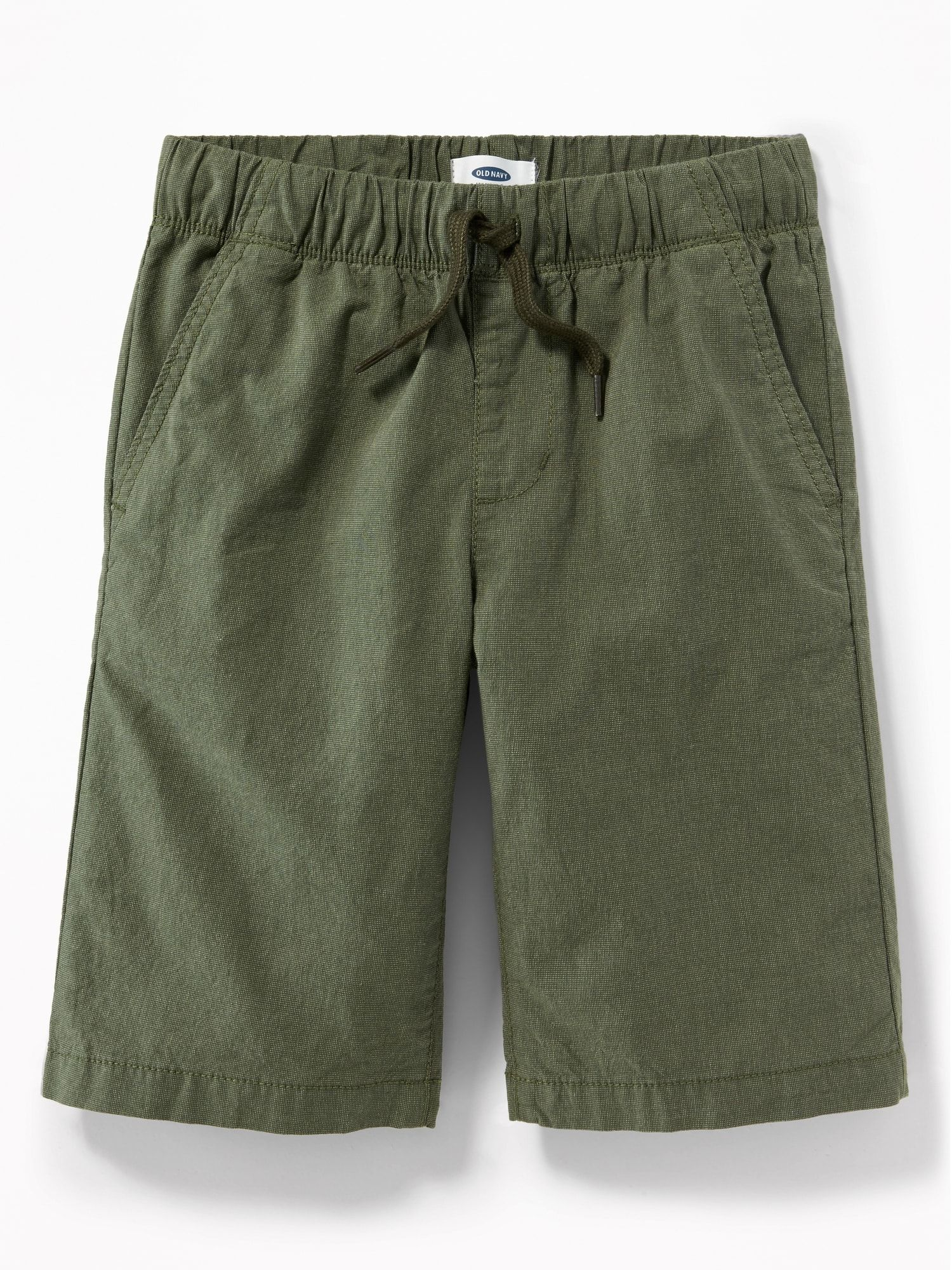 4901a6615356 Built-In Flex Madras Jogger Shorts for Boys|old-navy ...