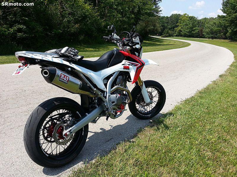 honda crfl supermoto  motorcycles ect  kevin