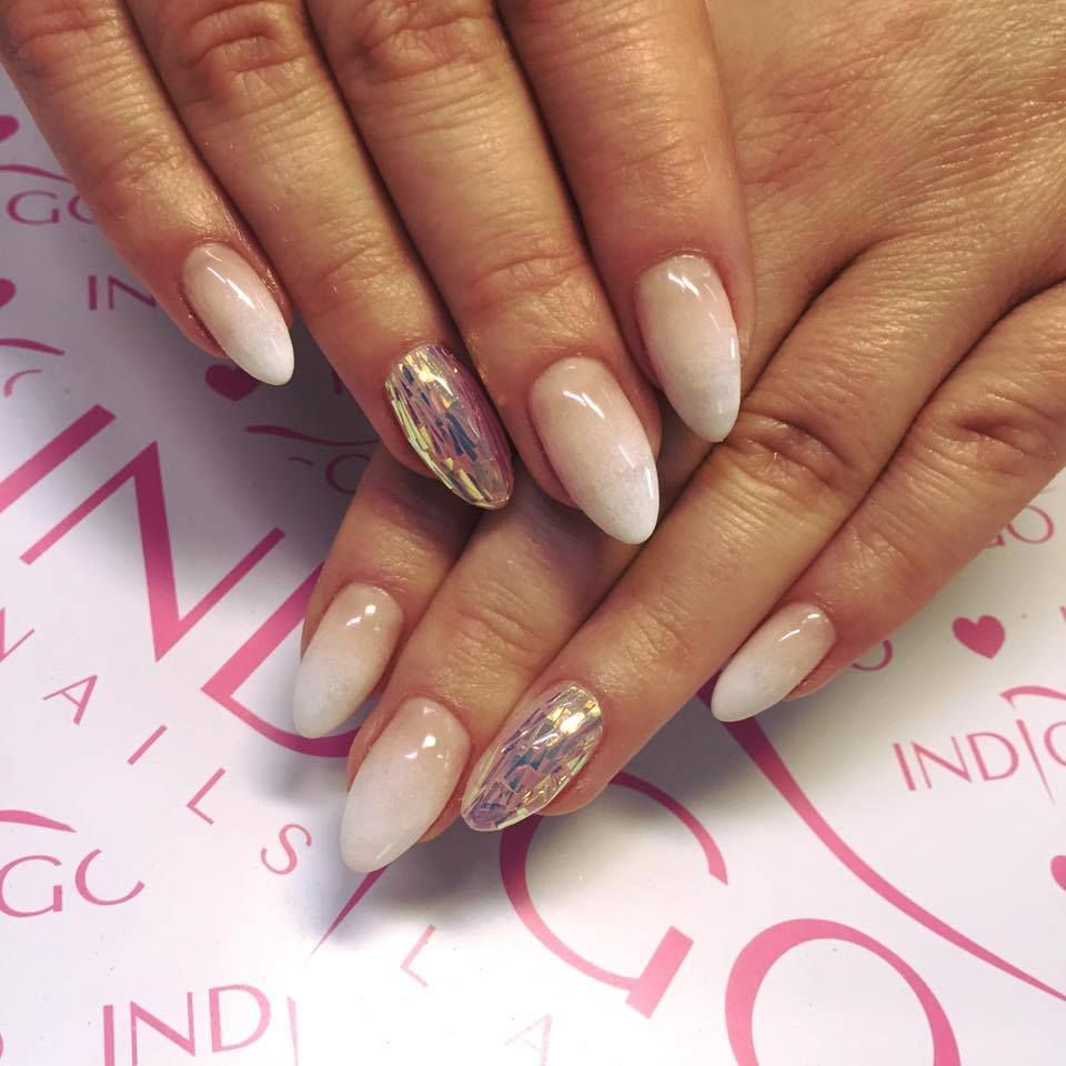 Natural White Gel, Milky Pink Gel, Perfect Clear Gel, Sugar Effect ...