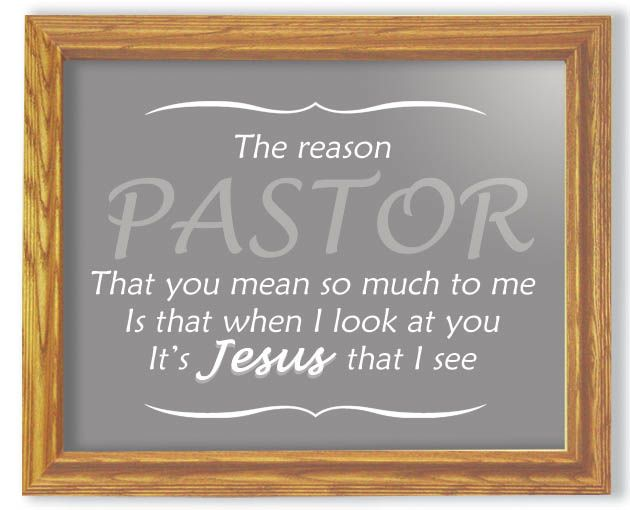 5 Ways To Bless Your Pastor During Pastor Appreciation ...