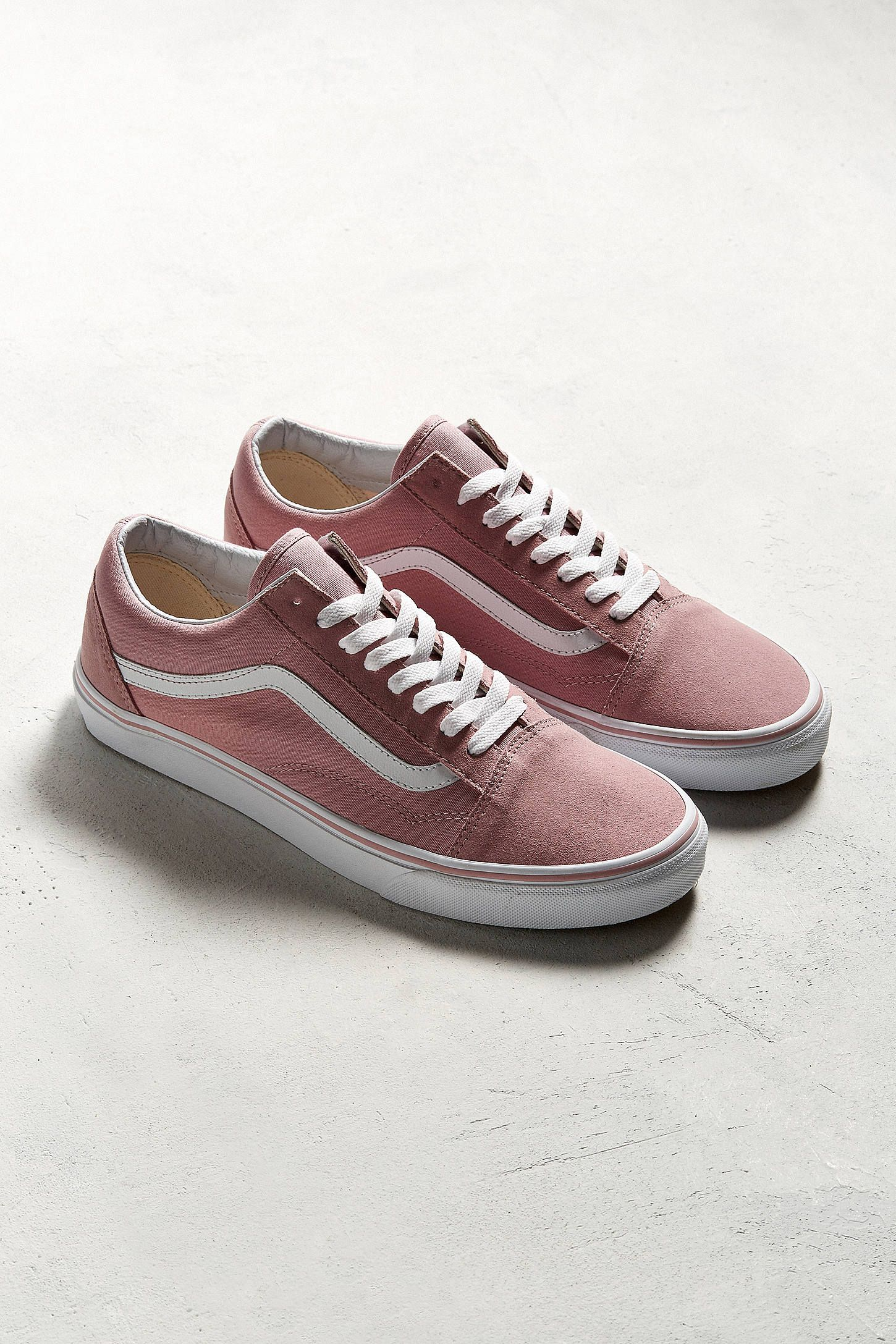 Shop Vans Old Skool Pink Suede Sneaker at Urban Outfitters today. We carry  all the latest styles 74ab71622