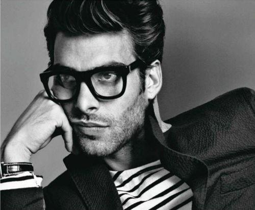 Jon Kortajarena by Sergi Pons for German GQ - Fashionably Male