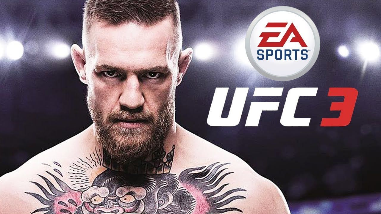 """Eventually Playing """"EA Sports UFC 3"""""""