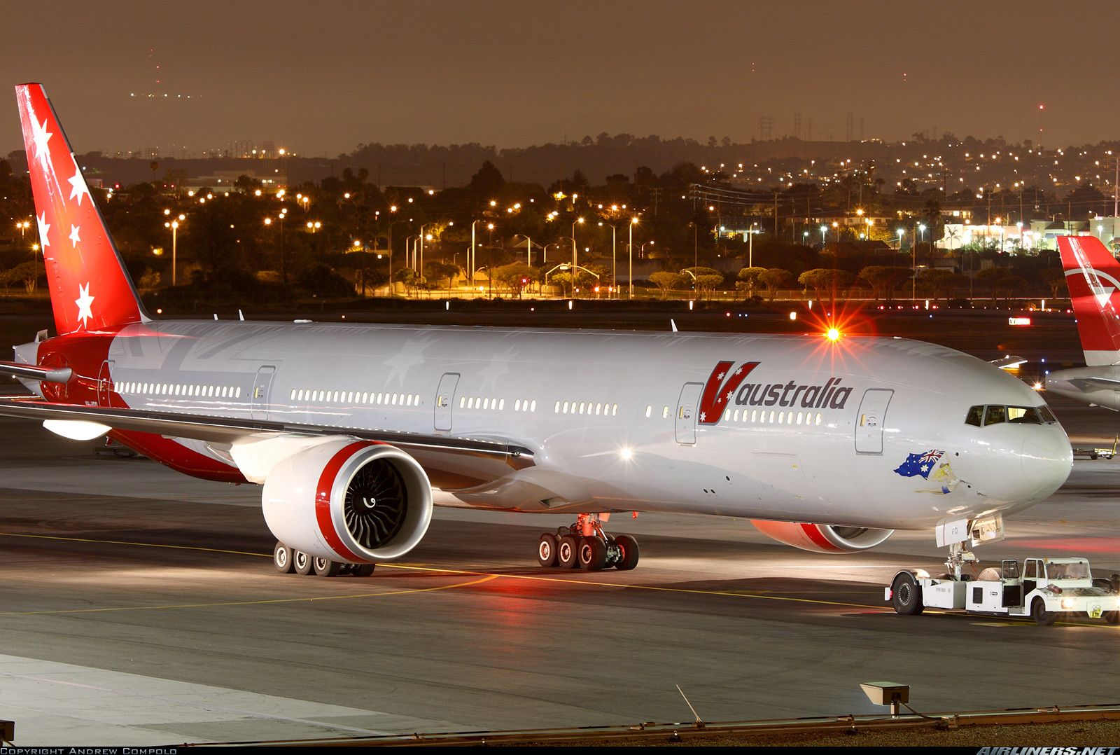 Boeing 7773ZG/ER V Australia Aviation Photo 1516028