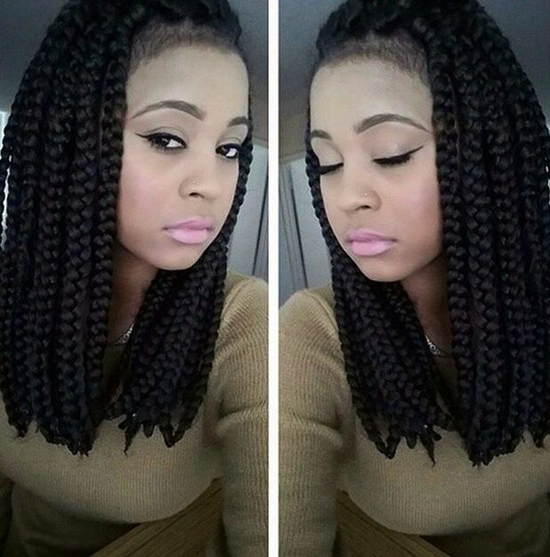 Short poetic justice braids | I have to Love My Hair ...