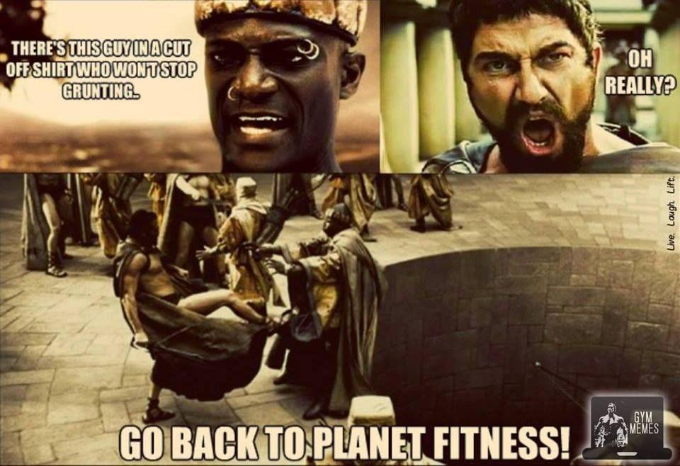 Workout Motivation Meme Funny : Gym #gymmemes #grunting #beast #beastmode #planetfitness #gainz