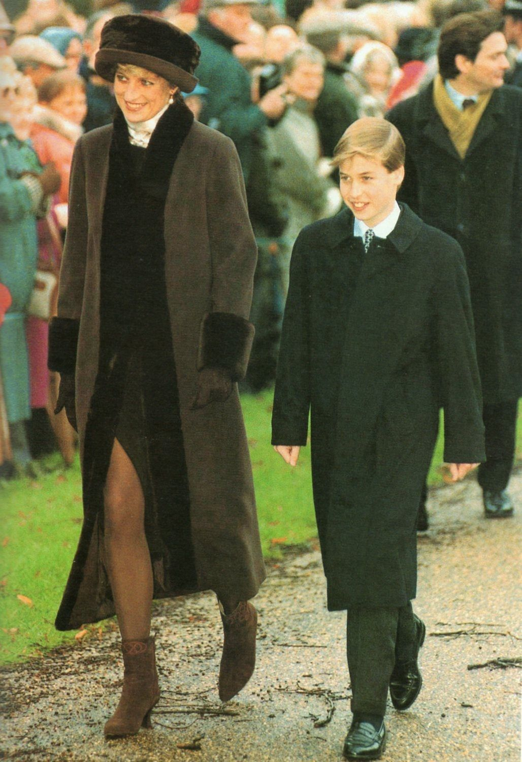 Princess Diana One Day One Dress 25th December 1994
