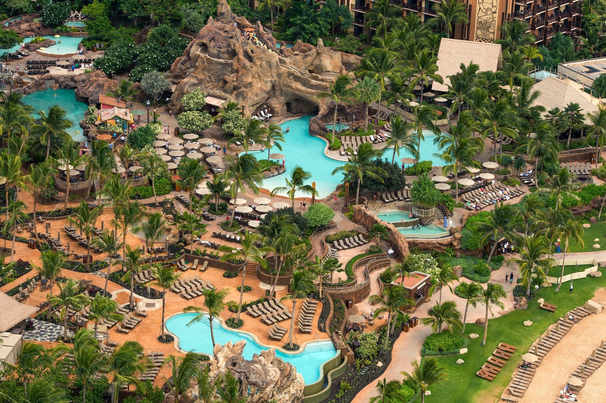 Aulani  Hawaii all inclusive resorts Hawaii resorts All