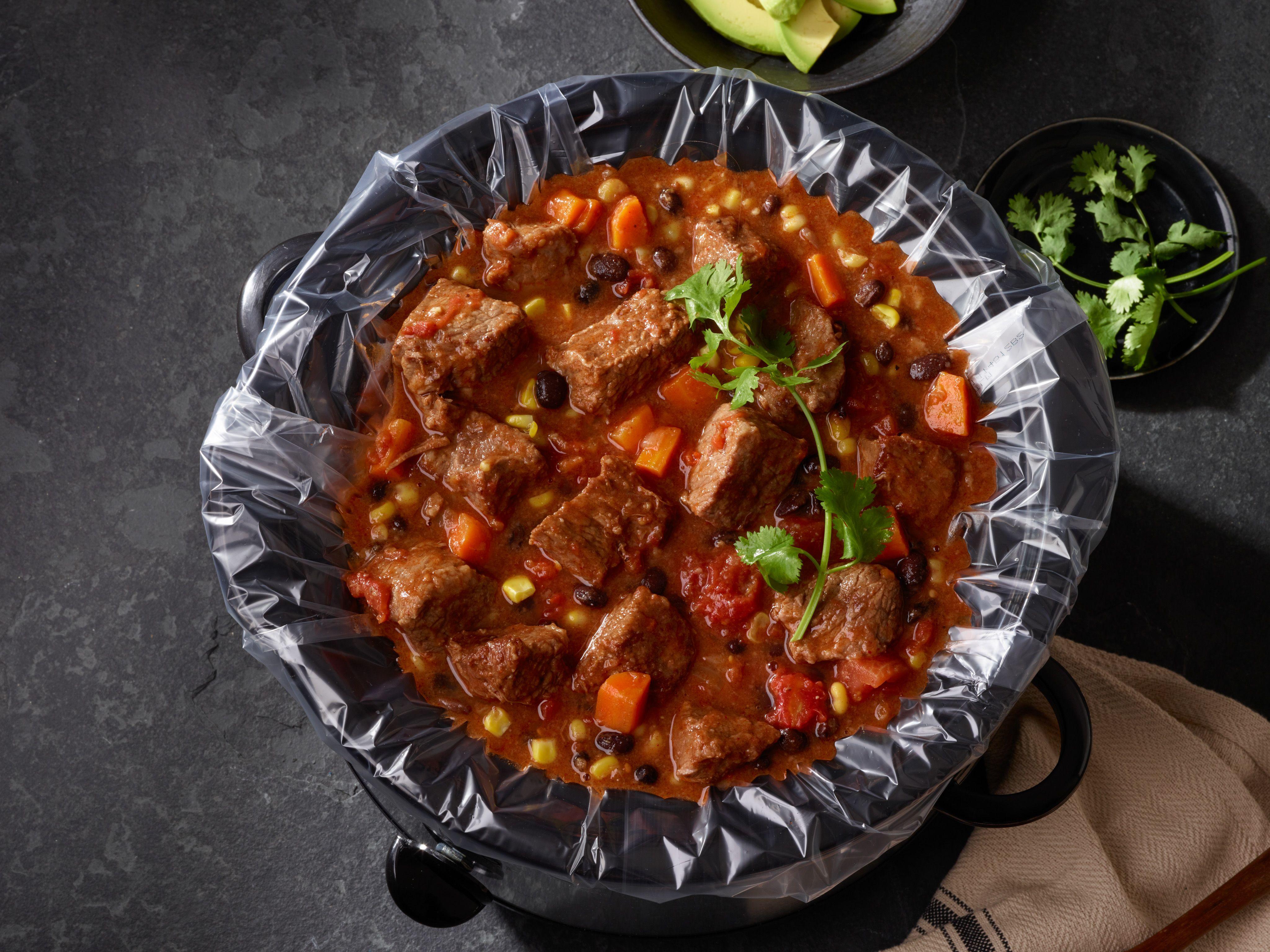 Slow Cooker Beef Stew Recipe Beef Recipes Slow Cooker Food