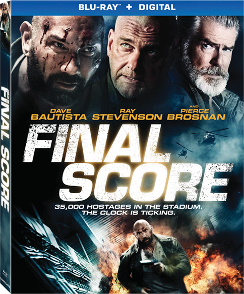 """Win """"Final Score"""" On Blu-ray 