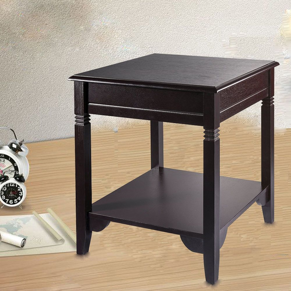 Best End Side Table Storage Nightstand Accent Table 400 x 300