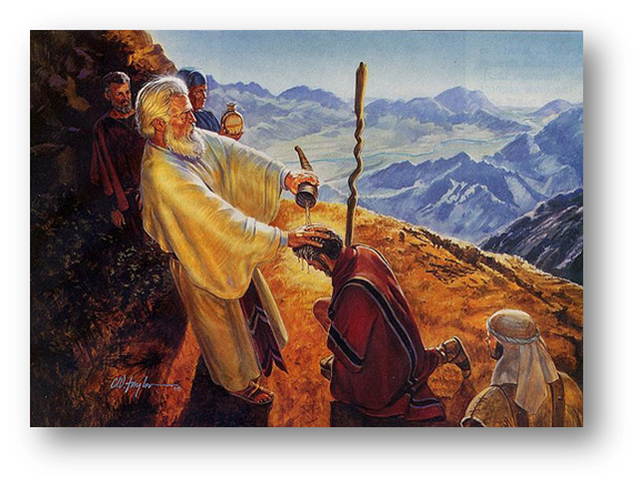 Contemplatives in the World: Lecture Two: The  Wilderness Period | Prophetic art, Bible art, Biblical art