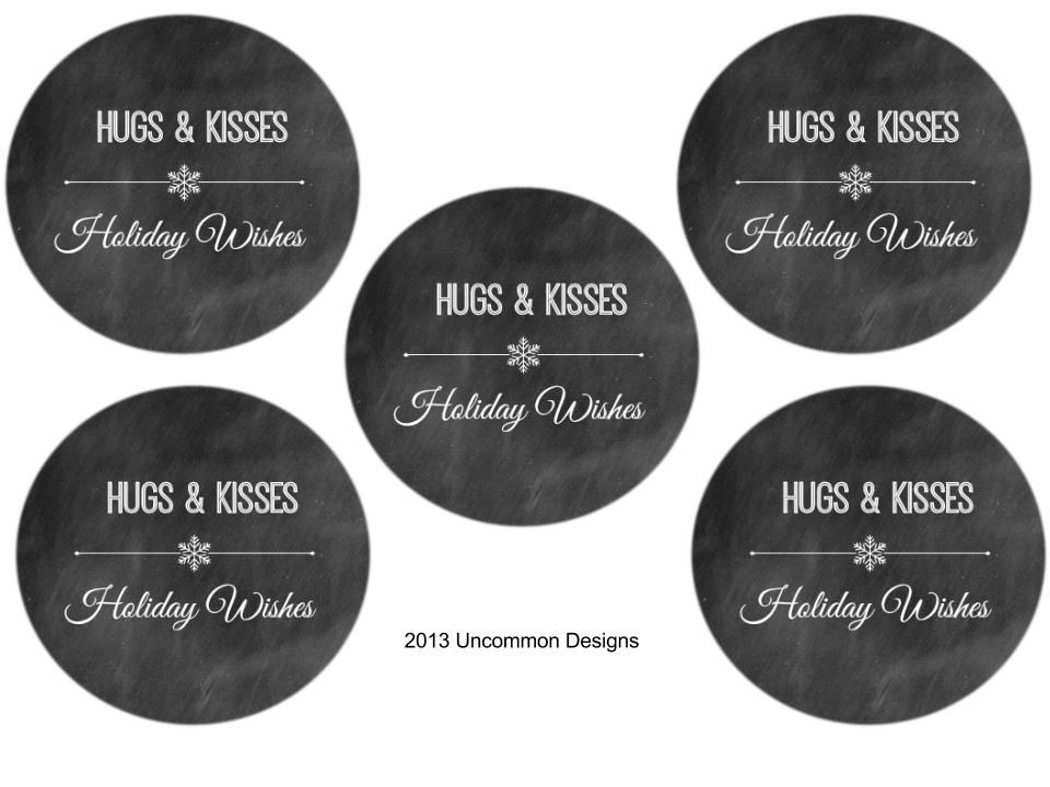 Christmas Mason Jar Treat And Printable Tags Uncommon Designs Christmas Mason Jars Christmas Mason Jar Labels Mason Jars Labels
