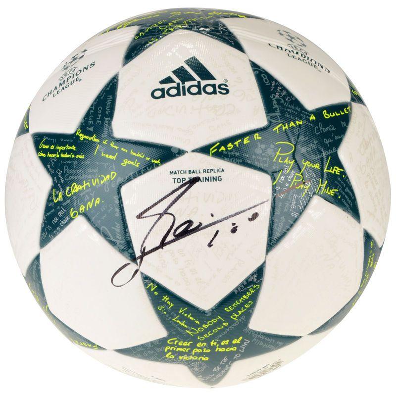 2d930b83192 Lionel Messi Barcelona Fanatics Authentic Autographed 2016-17 Champions  League Soccer Ball