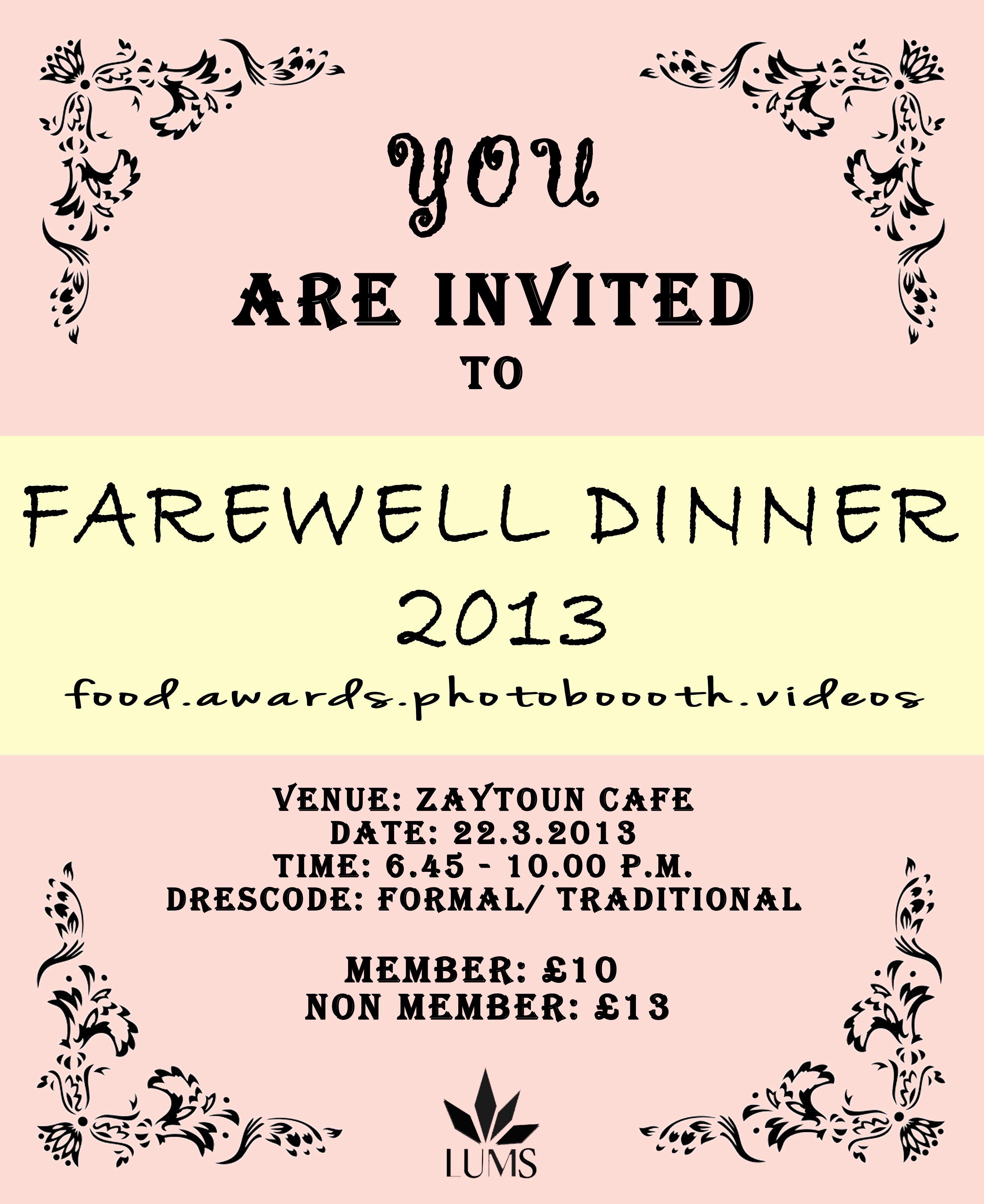 Free Printable Goodbye Cards Inspirational Going Away Invitation