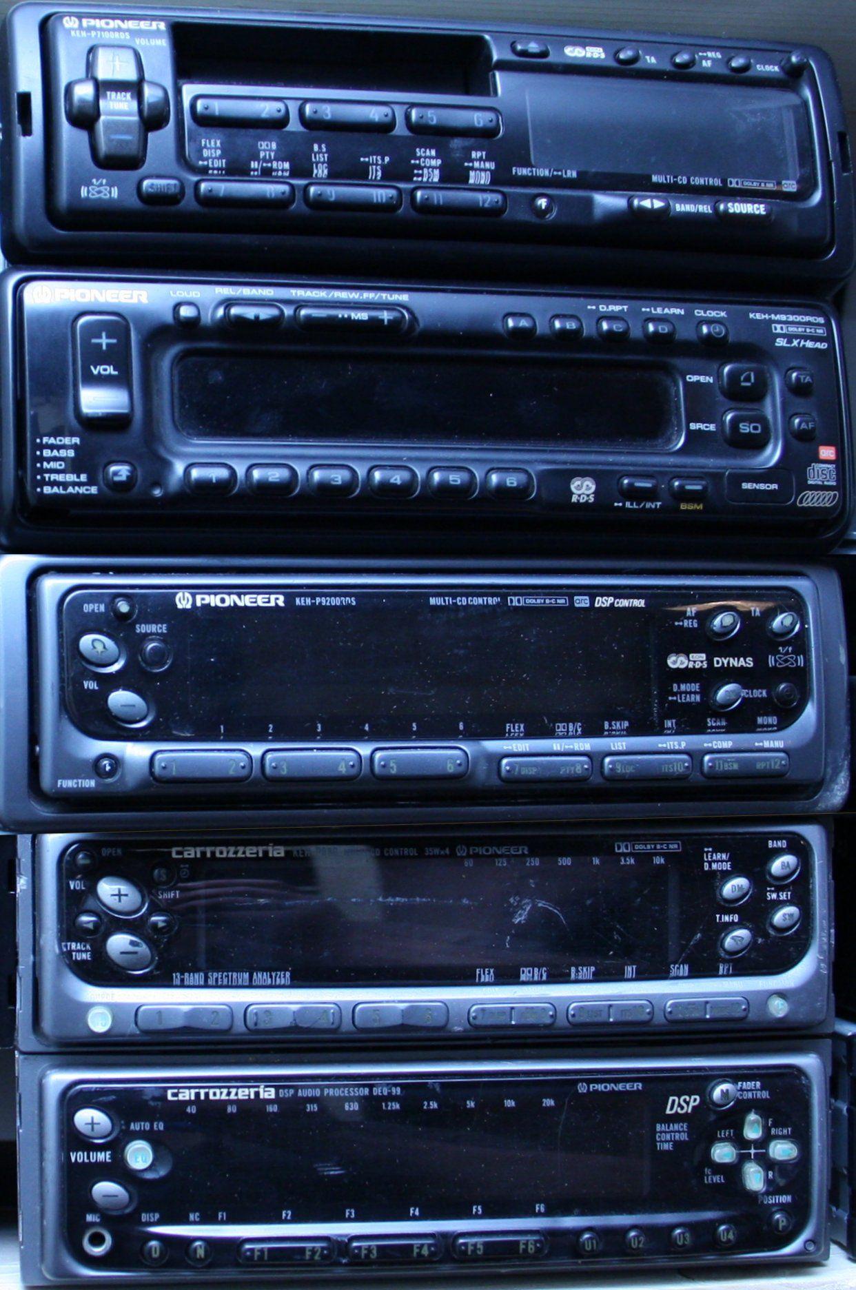 hight resolution of car audio