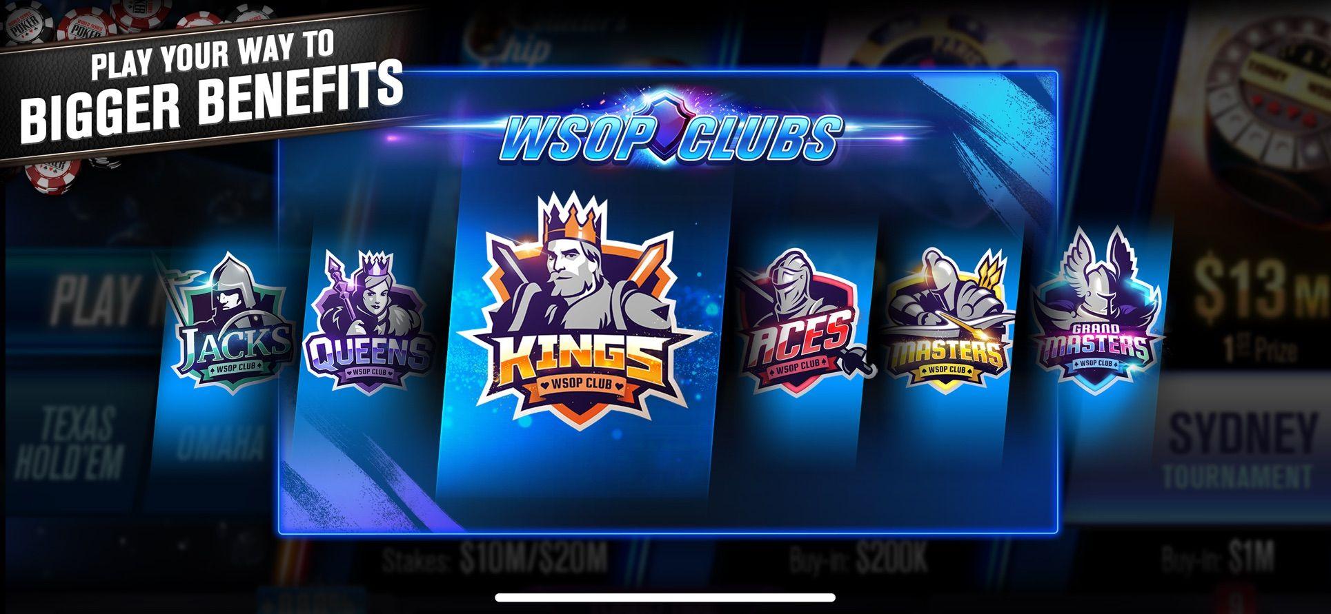 World Series of Poker WSOP on the App Store in 2020