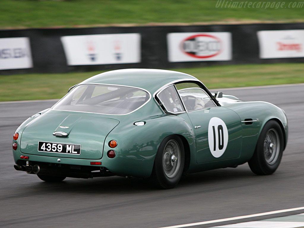 Aston Martin Db4 Car Tuning - Vintage supercar gallery 1961 aston martin db4 gt zagato 6