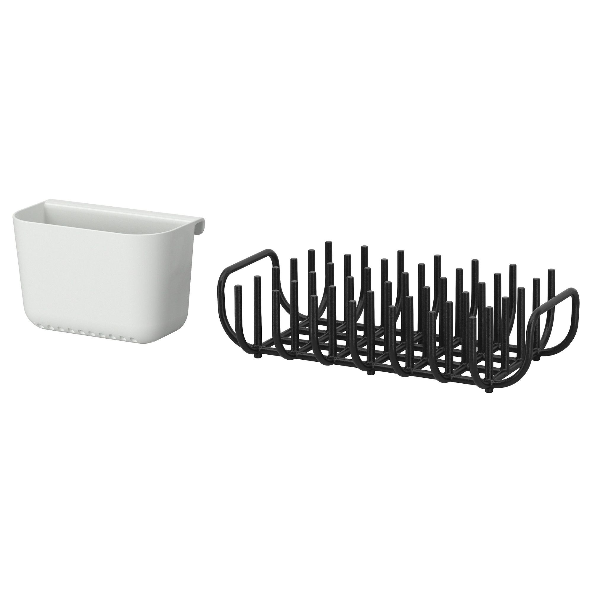 boholmen dish drainer and flatware basket - ikea | things i'd like