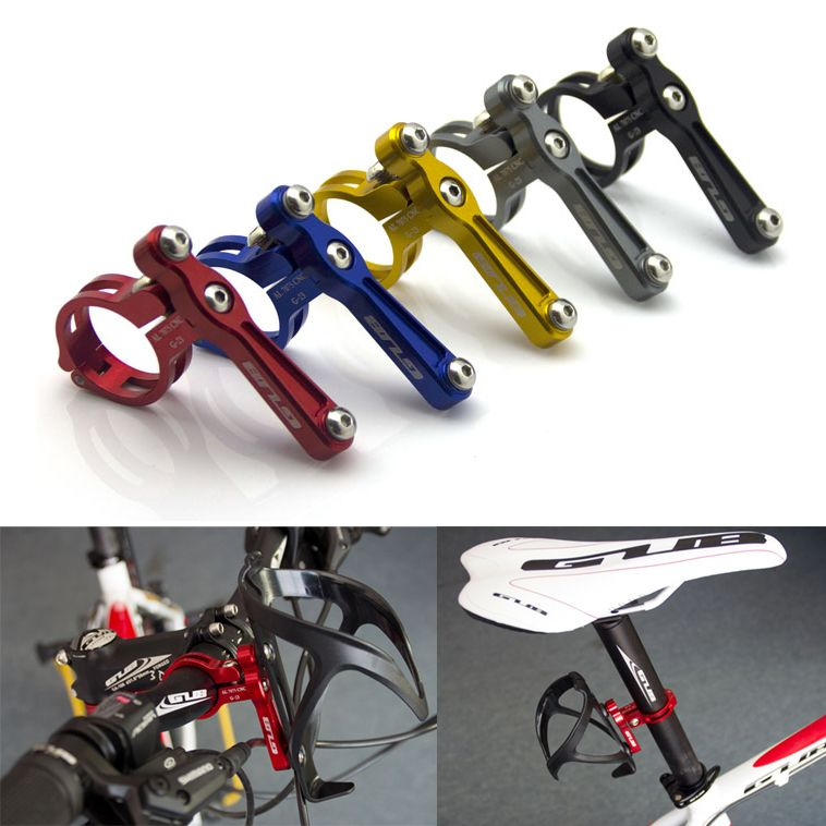 Check Price Gub Bicycle Bottle Holder Extended Seat Mtb Road