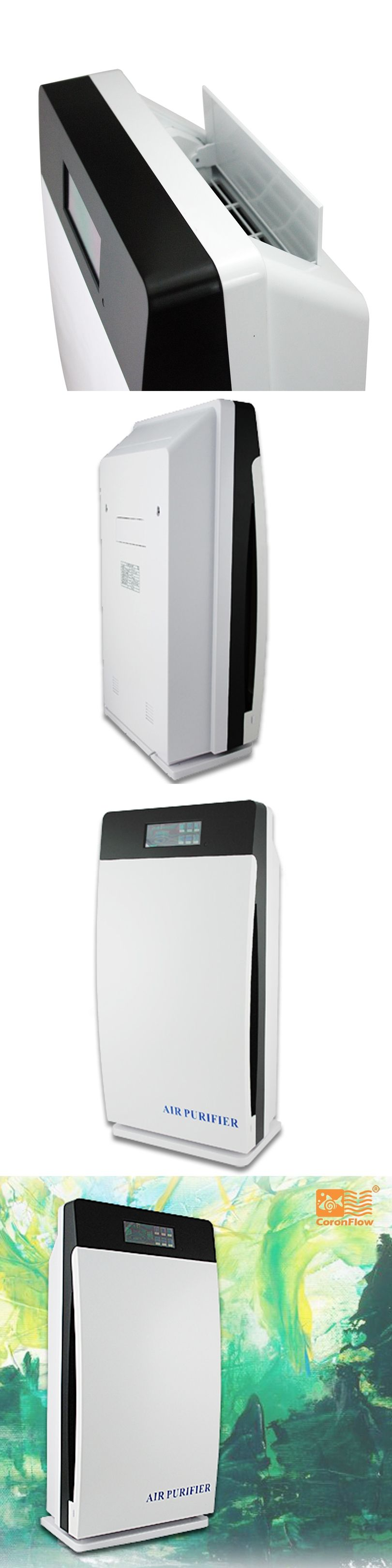 New Green Multiply Air Purifier HEPA, Activated, Carbon, Ozone ...