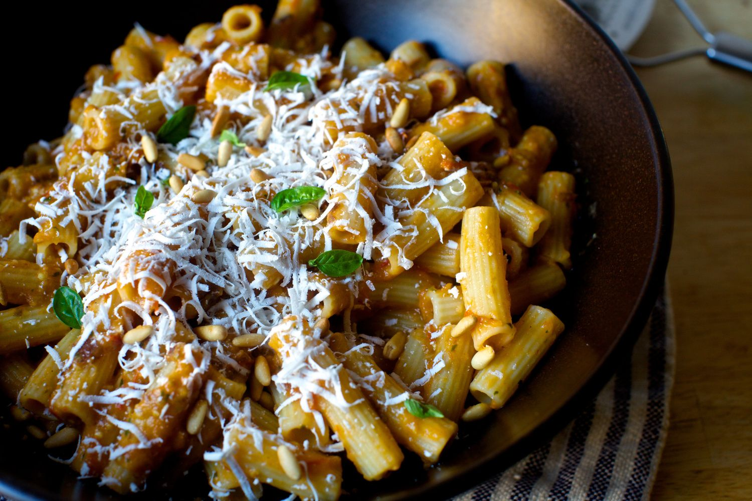 Smitten kitchen rigatoni with eggplant purée | food to make ...