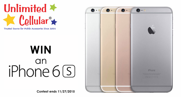 Iphone 6s Contest From Unlimited Cellular Contests Sweepstakes Sweepstakes Giveaways Sweepstakes