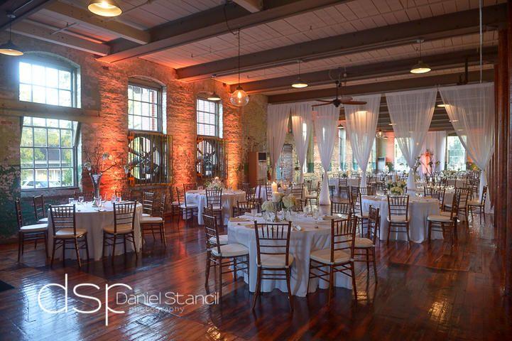 The Engine Room Wedding Organization Unique Wedding Venues Reception Seating
