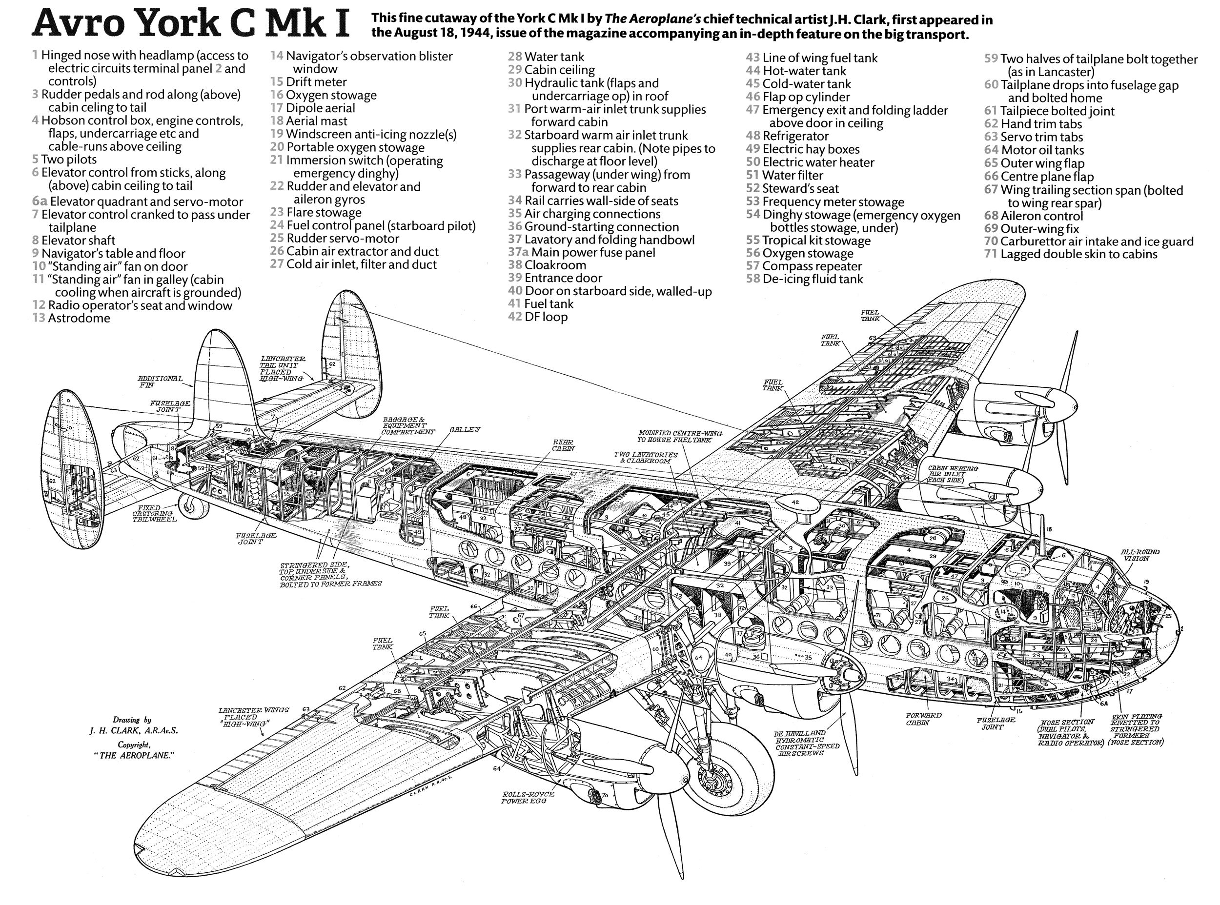 Image result for Air Transport Command Avro York