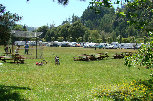 Casini Ranch Family Campground At Duncans Mills California United States Campground Camping Spots Camping Club