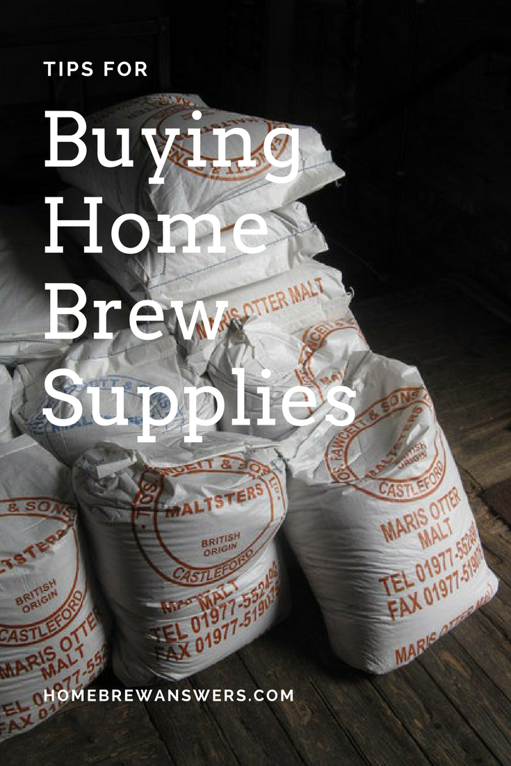 Tips For Buying Home Brew Supplies Home Brew Supplies Home
