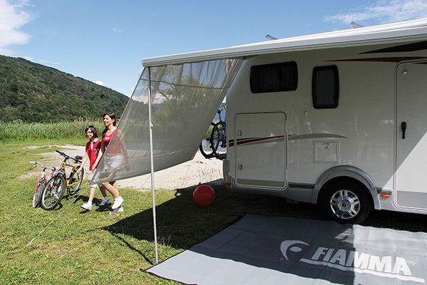 Fiamma Sun View Side Panel Awning Motorhome Camper F45 F65 F35 Caravanstore Ebay Sun View Caravan Awnings F35
