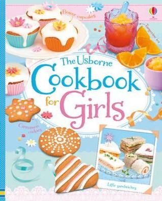 Cookbook for Girls by Abigail Wheatley 641.5 WHE A delightful book packed full of simple, delicious recipes girls will love to cook. A wide-ranging cookery book of simple and tasty recipes, sweet and savoury, to help you learn to cook.