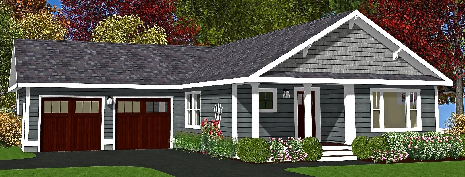 Do you know Modular We do The Emma 2 is a Craftsman Style Modular