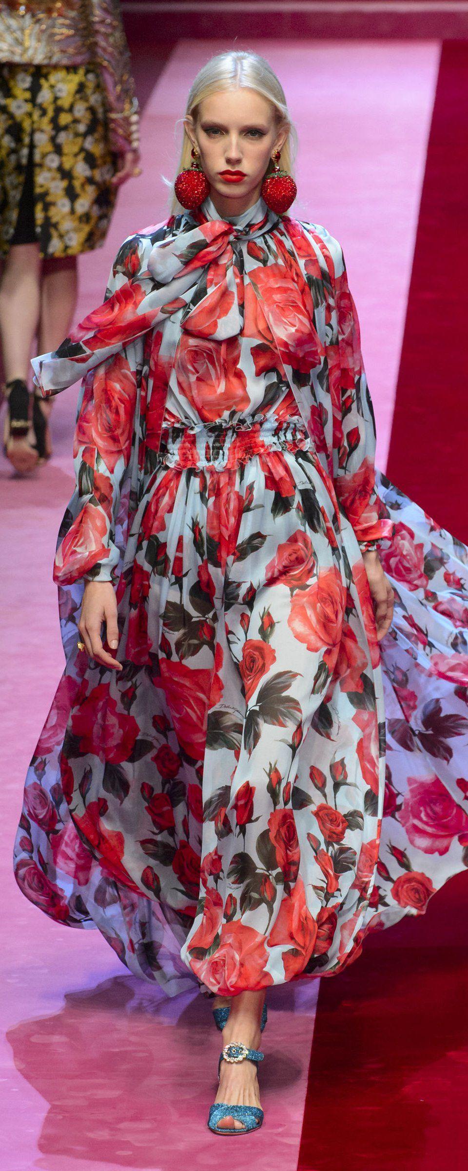 Dolce  amp  Gabbana Spring-summer 2018 - Ready-to-Wear - http 9d7772bdce0