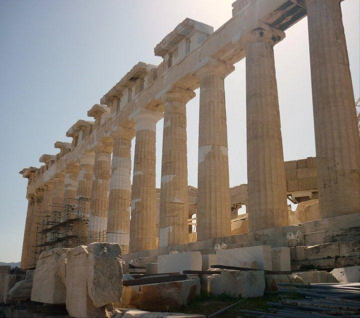 Parthenon - ATHENS 2011
