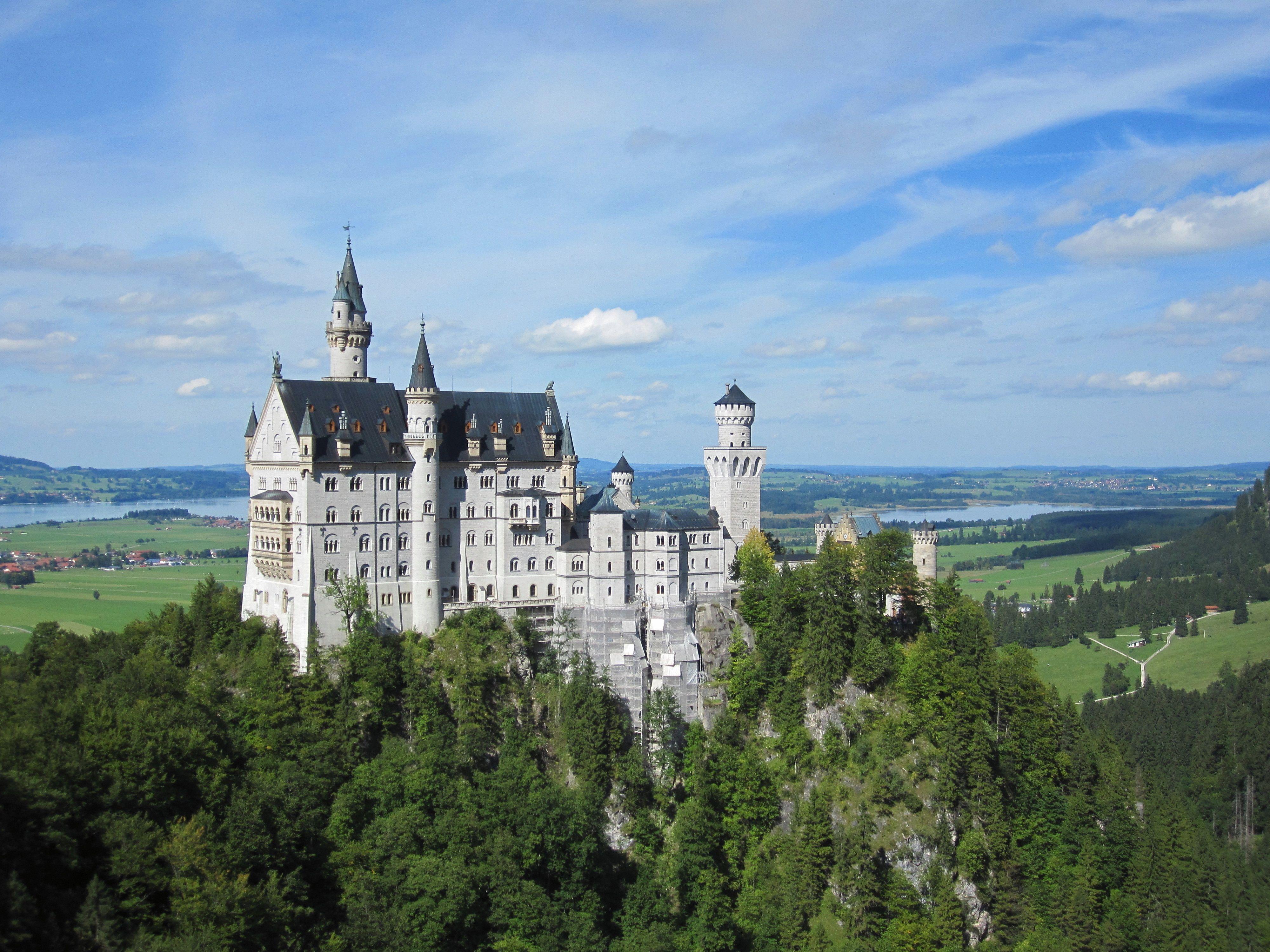 Cinderella S Castle Bing Images Neuschwanstein Castle Germany Castles Travel