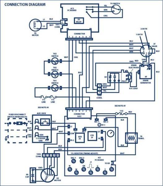 Industrial Electrical Circuit Diagram